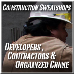 Campaign to Stop Construction Sweatshops